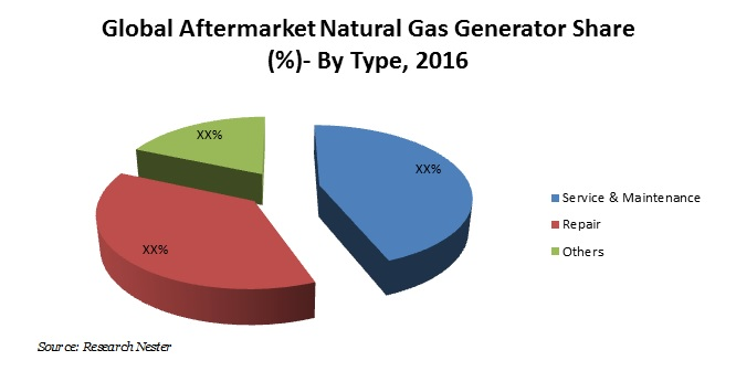 Aftermarket Natural Gas Generator share