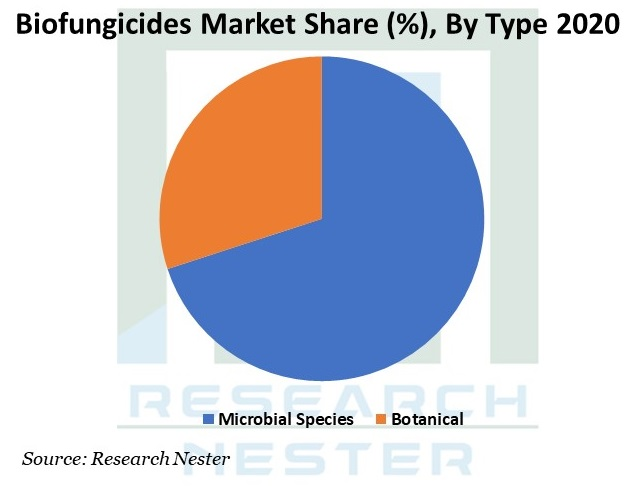 Biofungicides Market Graph