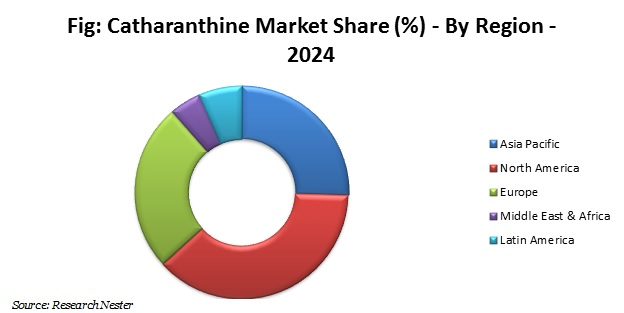catharanthine market