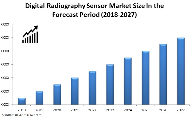 Digital Radiography Sensor Market size