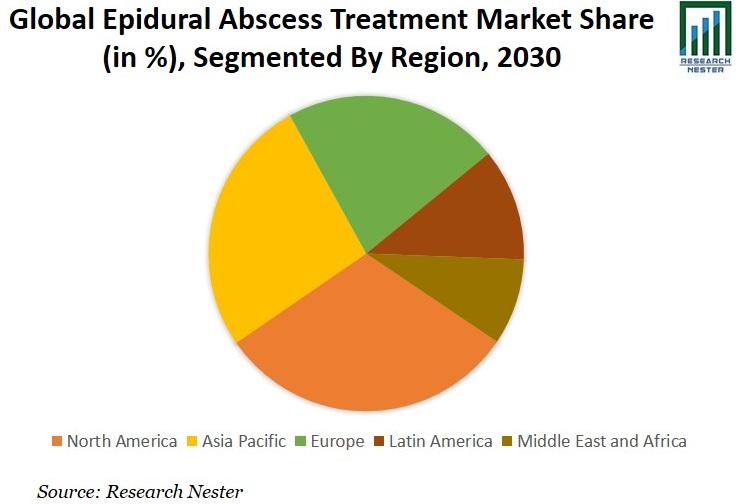 Epidural Abscess Treatment Market Share Graph