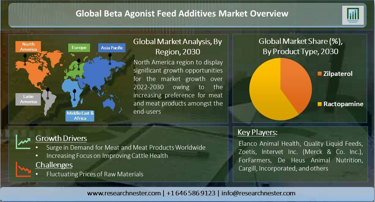 Global-Beta-Agonist-Feed-Additives-Market-Overview