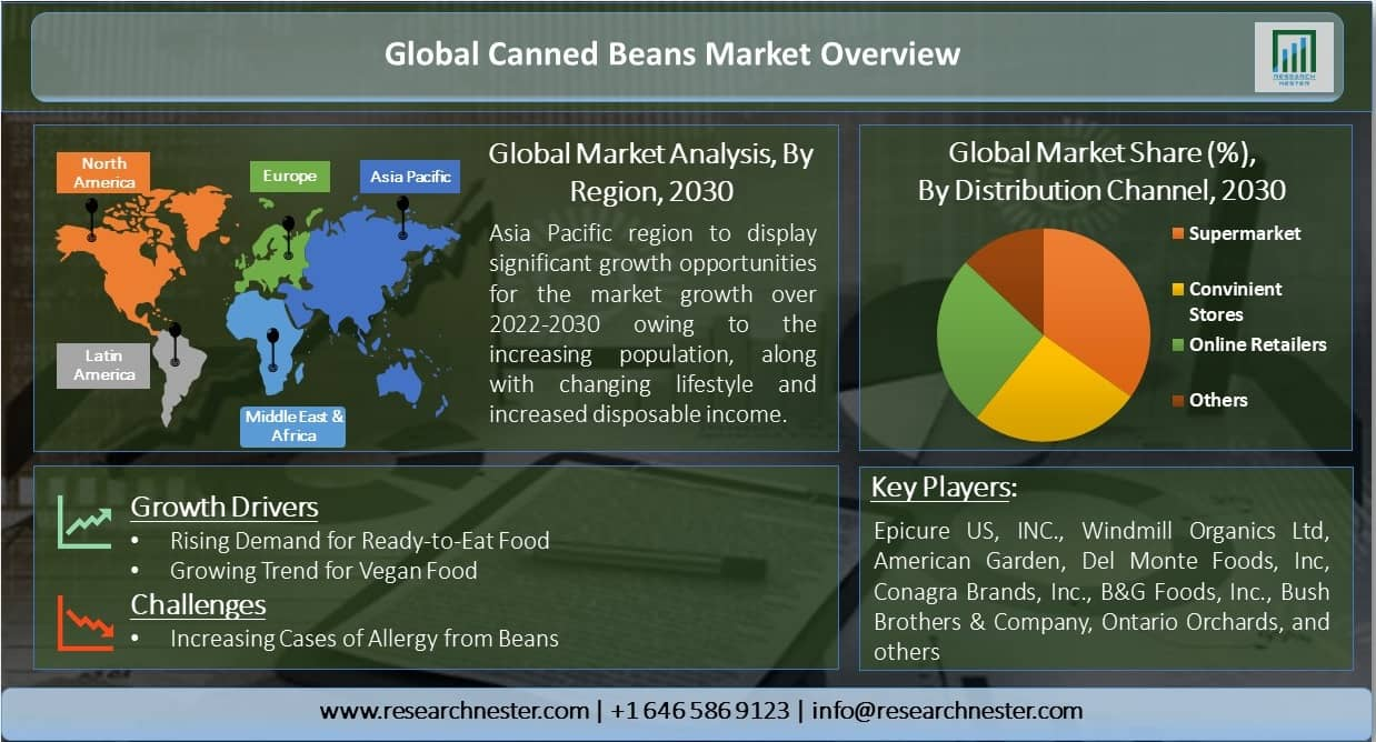 Global-Canned-Beans-Market-Overview