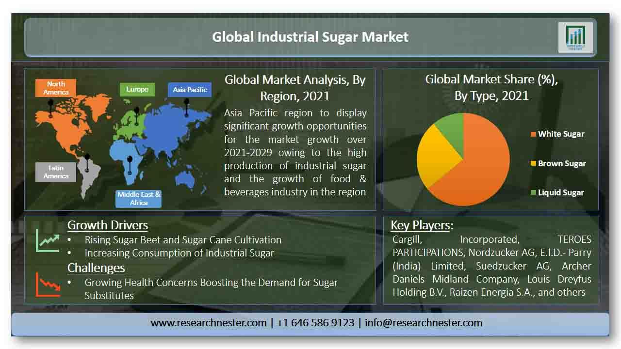 Industrial Sugar Market