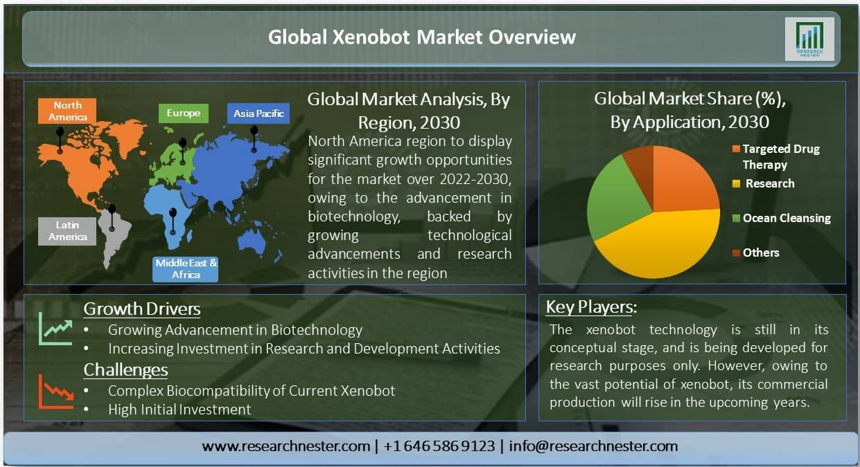 Global Xenobot Market