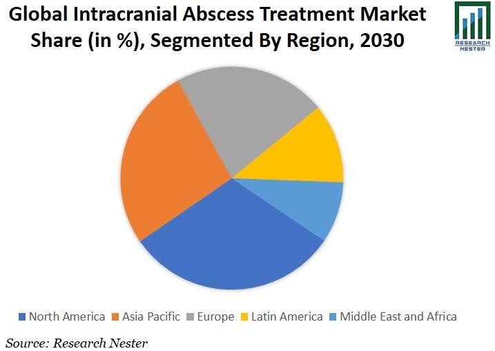 Intracranial Abscess Treatment Market Share Graph