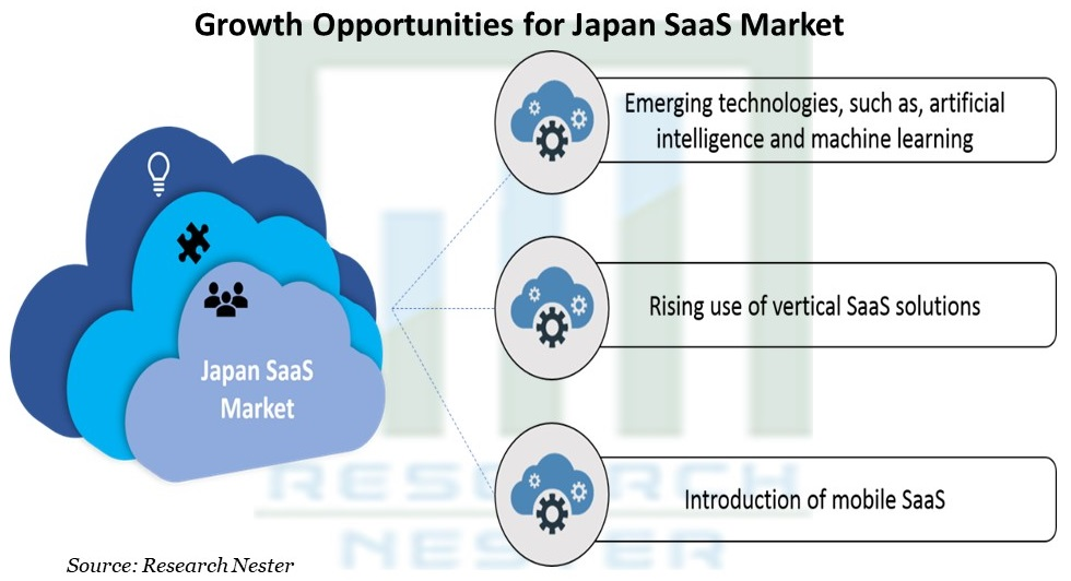 Growth Opportunities for Japan SaaS Market