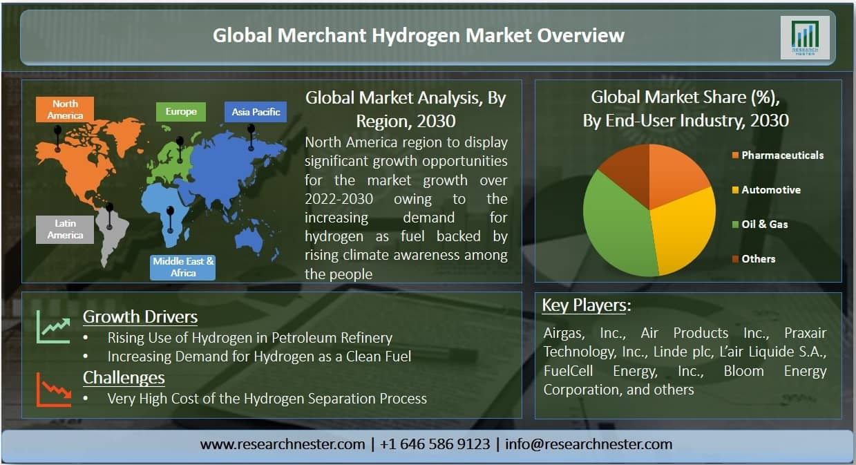 Merchant Hydrogen Market Graph