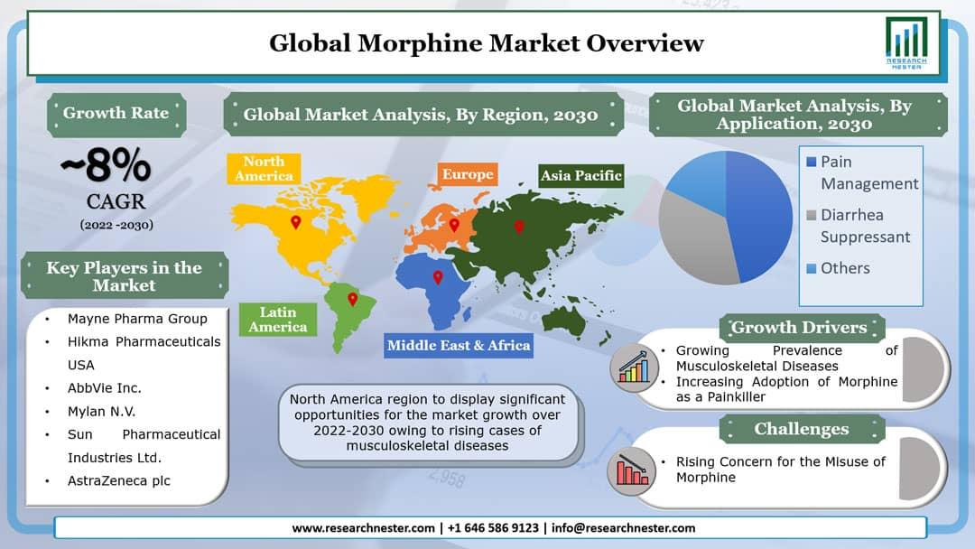 Morphine Market Graph