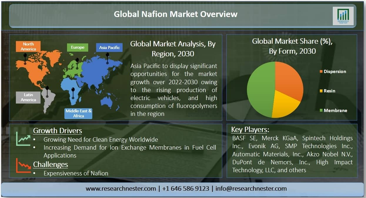 Nafion Market Graph