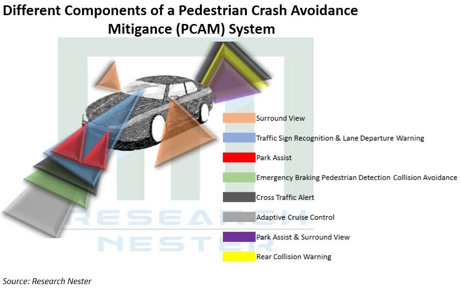 Pedestrian Detection System Market
