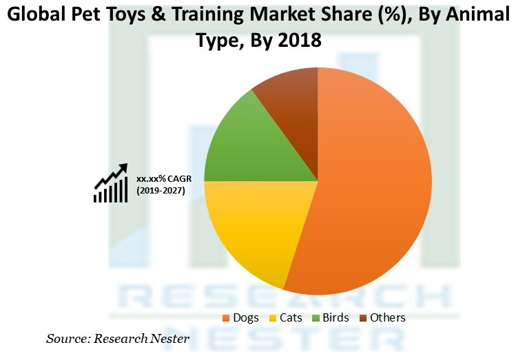 Pet Toys & Training Market Share