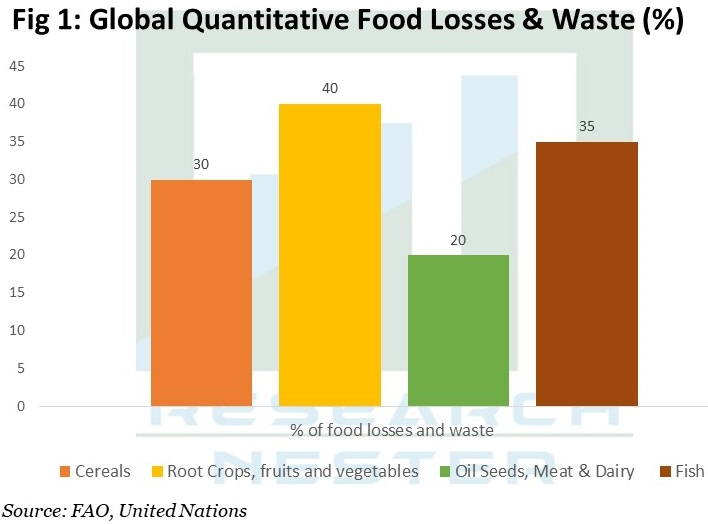 Global Quantitative food Losses Image