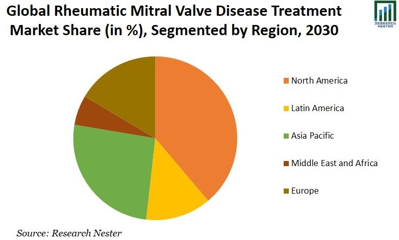Rheumatic Mitral Valve Disease Treatment Market Share Image
