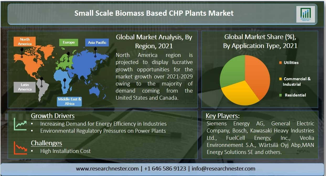 Small Scale Biomass Based CHP Plants Image