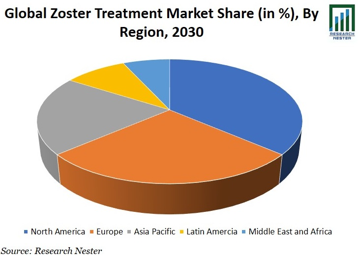 Zoster Treatment Market Share Image