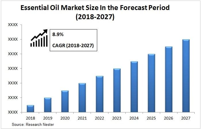 essential oil market