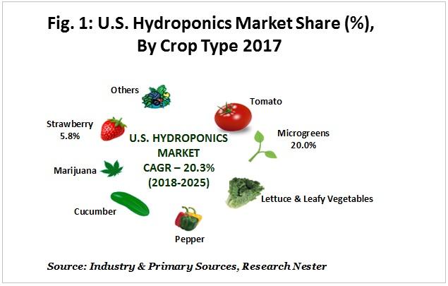 United States Hydroponics Market