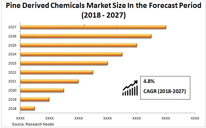 pine derived chemicals market size
