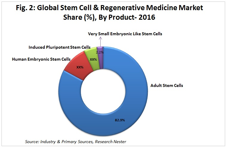 Stem Cell Regenerative Medicine share